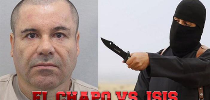 Sławny baron narkotykowy El Chapo wypowiada wojnę ISIS, UltimateSeeds.pl