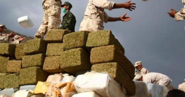 Dwie tony marihuany znalezione na plaży w Malibu, UltimateSeeds.pl