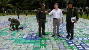 Kolumbia: rekordowe odkrycie kokainy, UltimateSeeds.pl