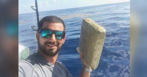 Wędkarz wyłowił 1kg zioła z oceanu, UltimateSeeds.pl